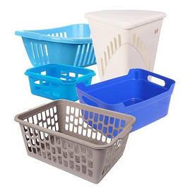 Корзины Пластиковые для Хранения