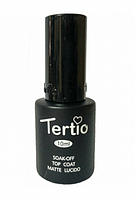 Матовый топ Tertio, 10 ml