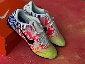 Футбольные сороконожки Nike Mercurial Vapor 13 Club Neymar Jr. T
