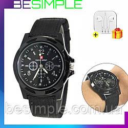 Мужские часы Swiss Army + Подарок наушники!