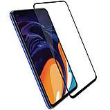 Nillkin Samsung Galaxy A60 CP+PRO tempered glass Black Защитное Стекло, фото 3