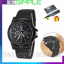 Мужские стильные часы Swiss Army + Подарок