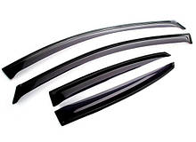 Дефлекторы окон ветровики Nissan Note 2005-2013 Anv Air