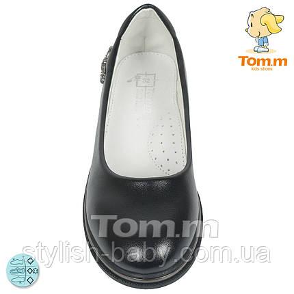 Детская обувь 2020 оптом. Детские туфли бренда Tom.m для девочек (рр. с 32 по 37), фото 2