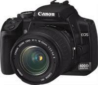 Фотоаппарат Canon EOS 400D KIT Black EF 18-55