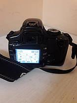 Фотоаппарат Canon EOS 400D KIT Black EF 18-55, фото 3