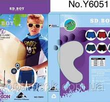 """Детские боксеры """"SD Boy"""". Хлопок. 6051"""