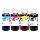 Комплект чернил для Epson L-100/200 series (4х100мл) ColorWay, фото 2