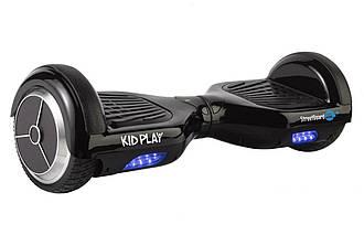 Гироборд Kid Play Street Board One 16 км / ч. Черный 4000 мАч б.у.