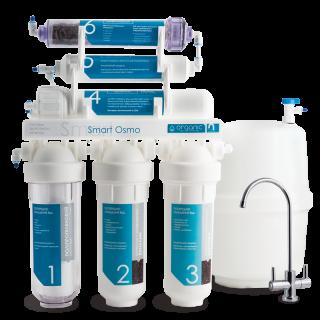 Бытовые фильтры обратного осмоса Organic Smart Osmo 6