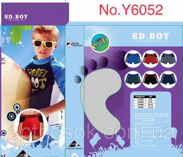"""Детские боксеры """"SD Boy"""". Хлопок. 6052"""