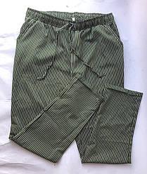 БАТАЛЬНЫЕ летние штаны N° 24 (хаки)