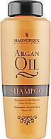 Шампунь для волос с аргановым маслом Magnetique Argan Oil Nourishing Shampoo 250 мл