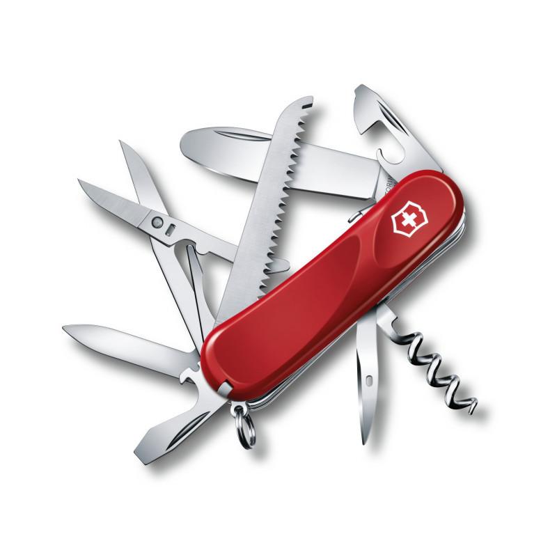 Складной нож Victorinox JUNIOR 2.3913.SKE