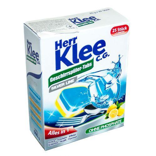 Таблетки для посудомоечных машин Klee 30 шт