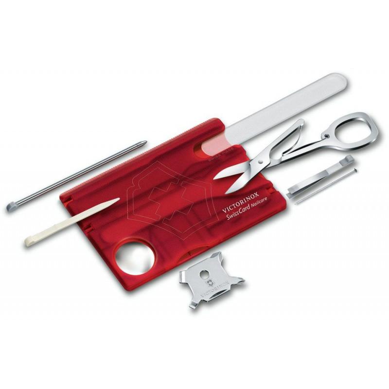 Складной нож Victorinox Swisscard 0.7240.T