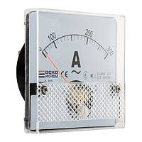 Амперметр АСКО-УКРЕМ АС 300/5А 80х80 (А-80)