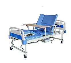 Медицинская кровать с туалетом MIRID E30 (механический привод)