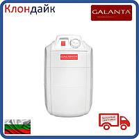 Водонагреватель GALANTA PMP 10 литров (под мойкой)