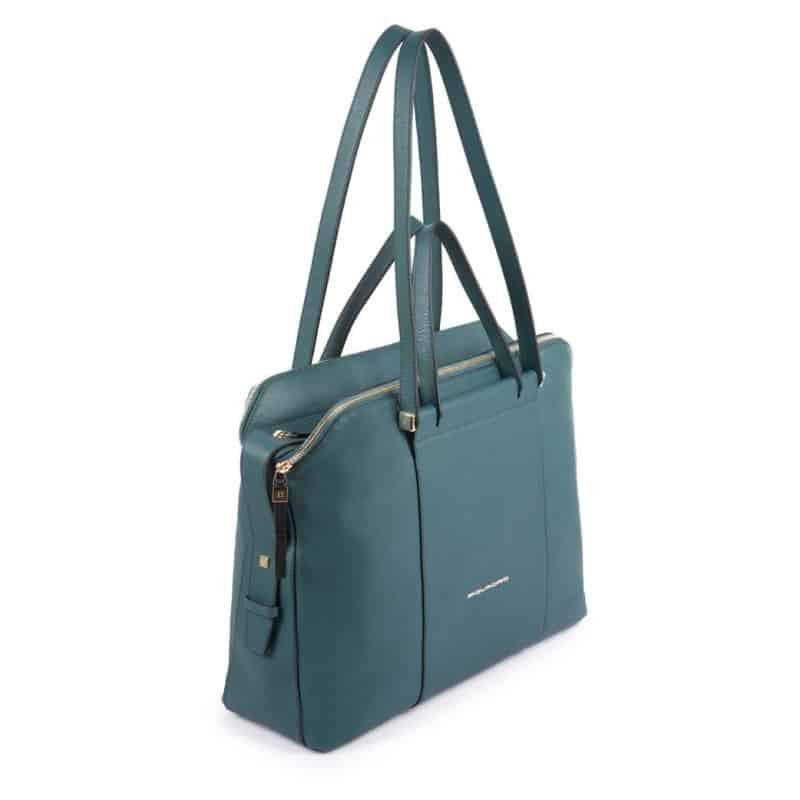 Женская сумка Piquadro CIRCLE/Teal BD4574W92_OT