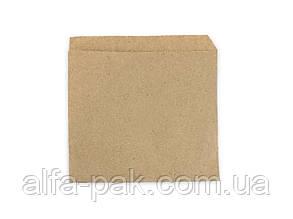 Пакет бумажный 210*210 угол