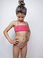 Детский купальник для девочки Пляжная одежда для девочек Одежда для девочек 0-2 Keyzi Польша Watermelon1