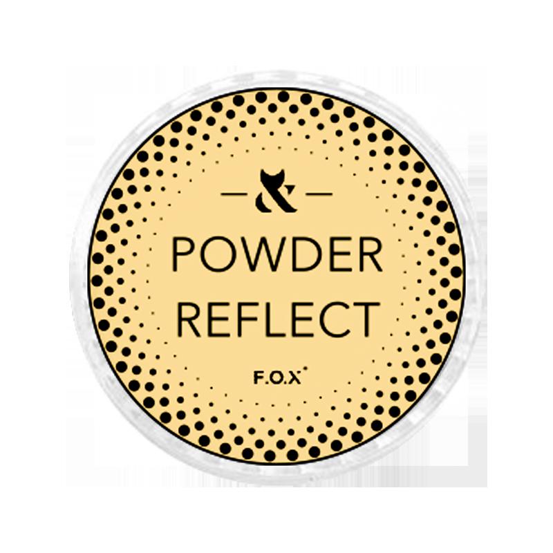 Пудра для дизайна ногтей FOX Powder Reflect, 3г