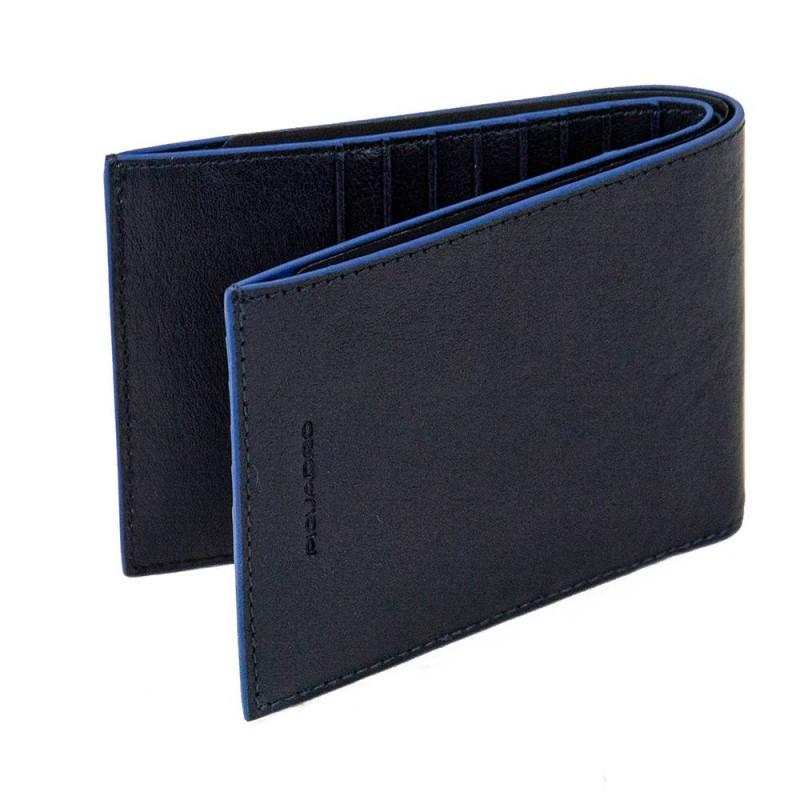 Портмоне Piquadro Blue Square B2S/Blue PU1241B2SR_BLU