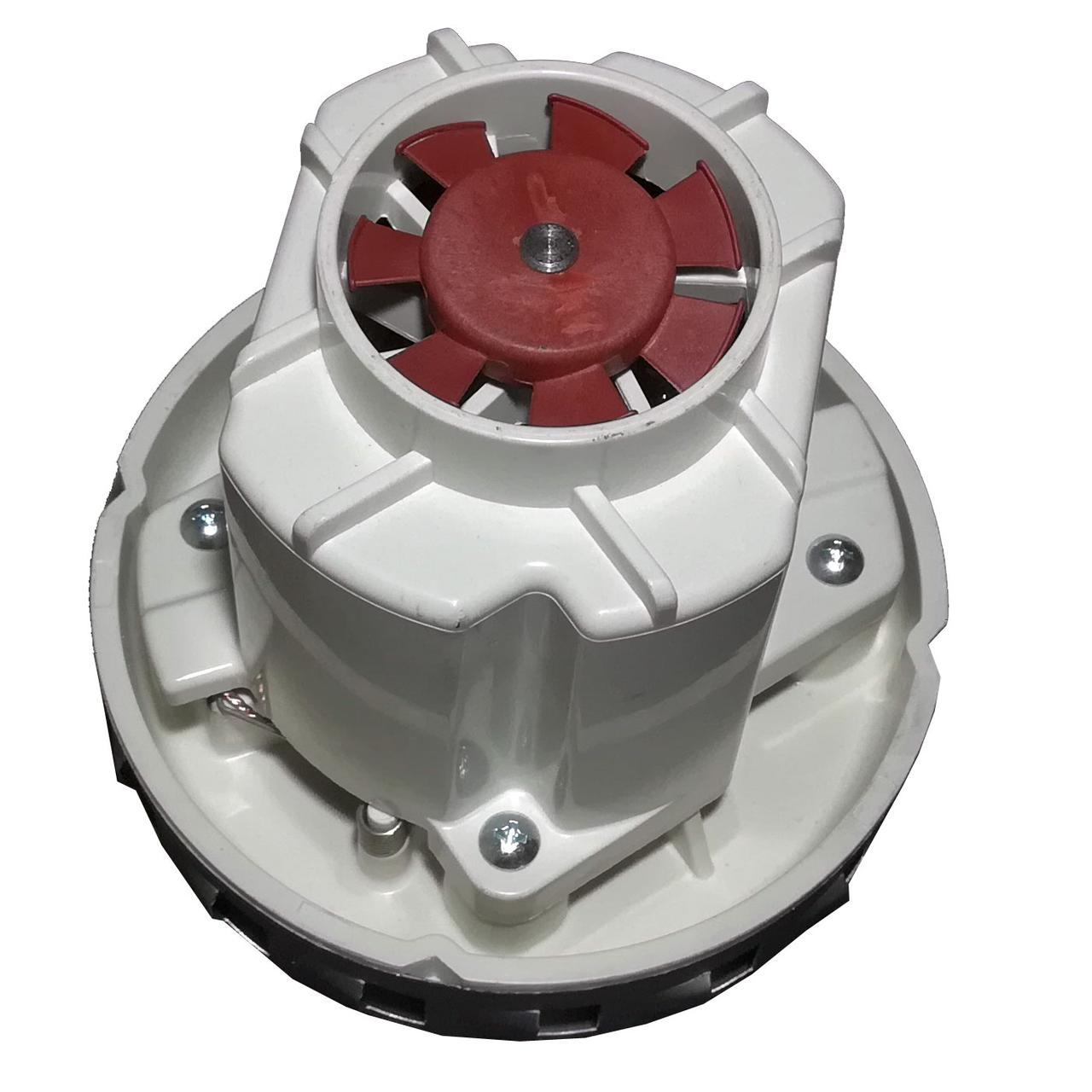 Двигатель, мотор для моющего пылесоса Зелмер (H = 128 mm, D = 131 mm)