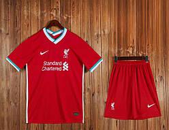 Футбольная форма Ливерпуль Liverpool 20-21 домашняя