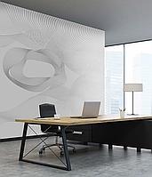 ECO обои под покраску для стен 5Д плетение Weave structure 380 см х 400 см