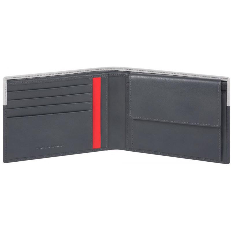 Портмоне Piquadro URBAN/Grey-Black PU257UB00R_GRN