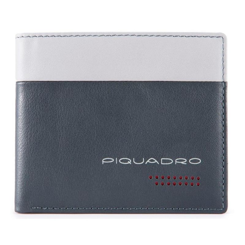 Портмоне Piquadro URBAN/Grey-Black PU4823UB00R_GRN