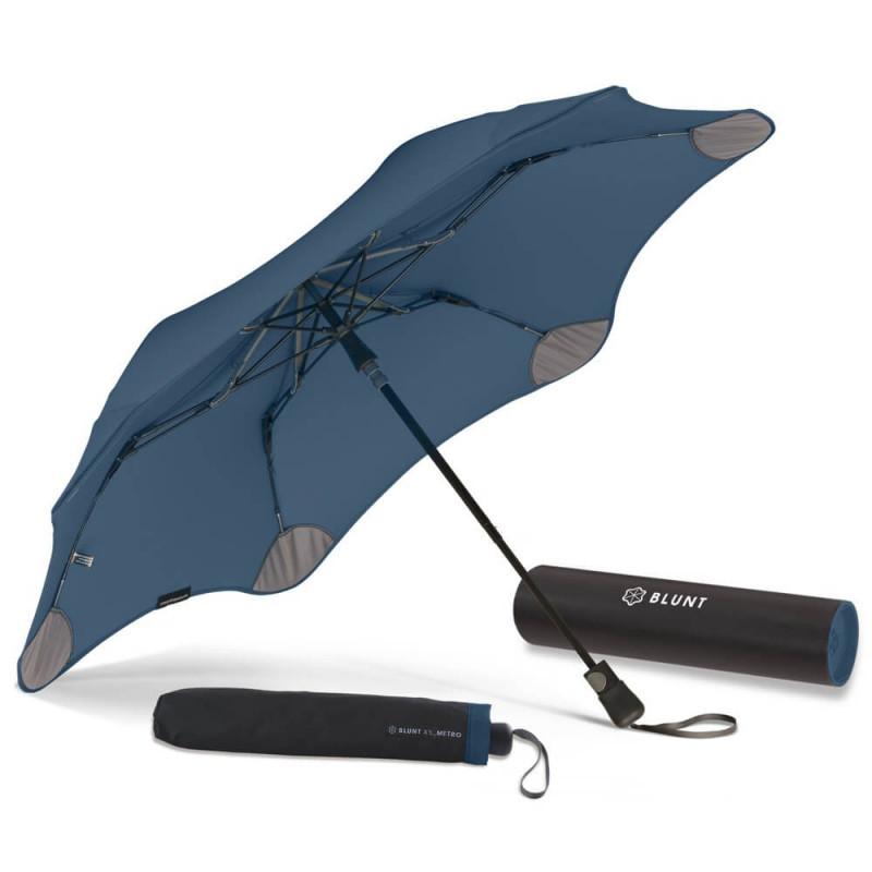 Складной зонт Blunt XS Metro Navy BL00110