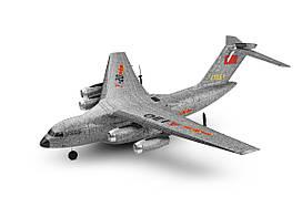 Самолет истребитель на радиоуправлении бесколлекторный со стабилизацией Квадрокоптер