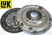 Комплект сцепления на Renault Trafic III / Opel Vivaro B 1.6dCi с 2014...  LuK (Германия), 624393009