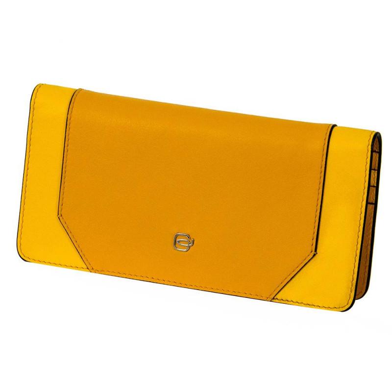 Портмоне Piquadro MUSE/Yellow PD4573MUSR_G