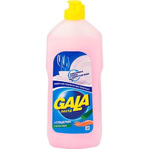 Средство для мытья посуды Gala бальзам Алоэ вера 500 мл