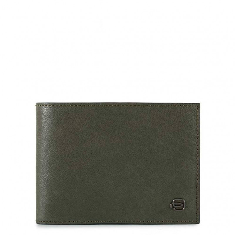 Портмоне Piquadro Black Square/Black PU1241B3R_VE