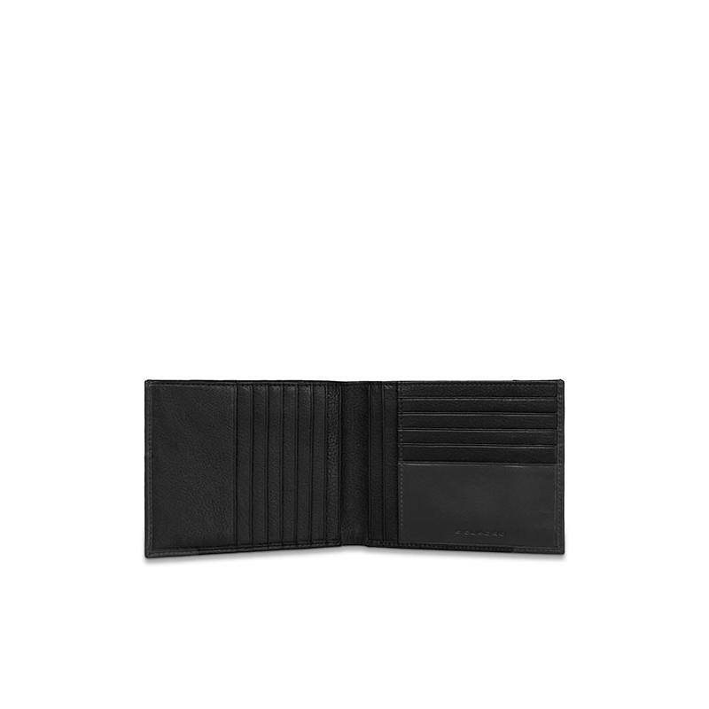 Портмоне PIQUADRO черный PULSE/Black PU1241P15_N