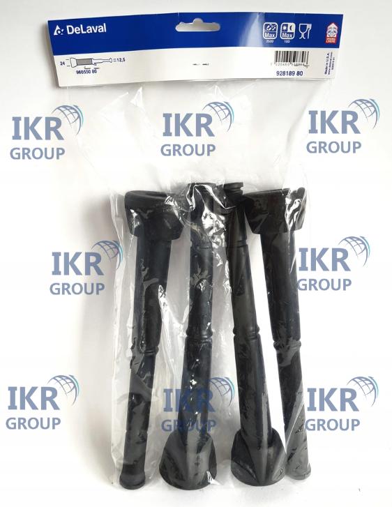 Сосковая резина MC11 Delaval (ДеЛаваль), 10mm