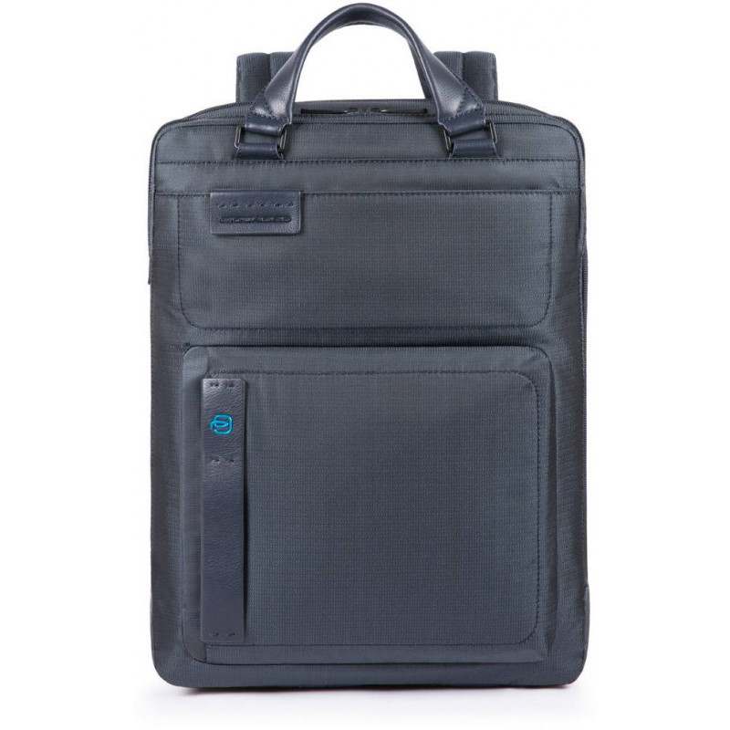 Рюкзак для ноутбука Piquadro PULSE/ChevronBlue CA3975P16_CHEVBLU