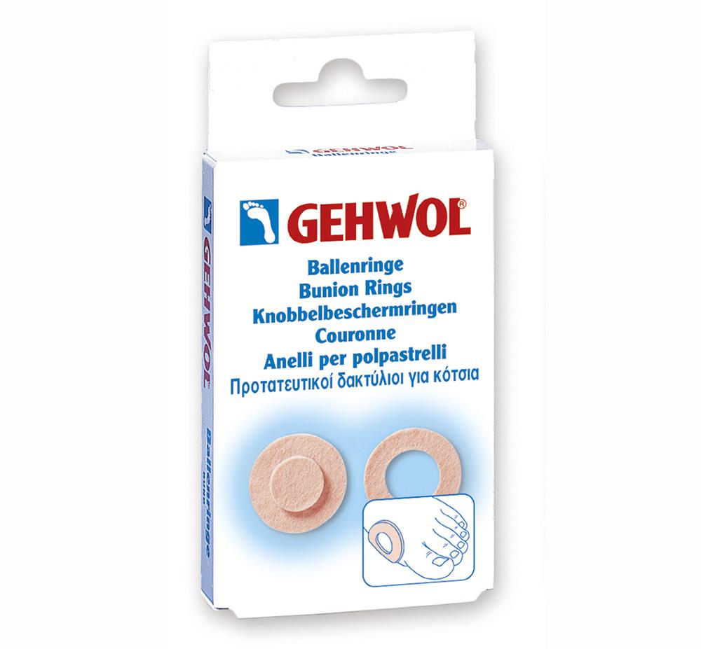 Накладки кольцо круглые GEHWOL