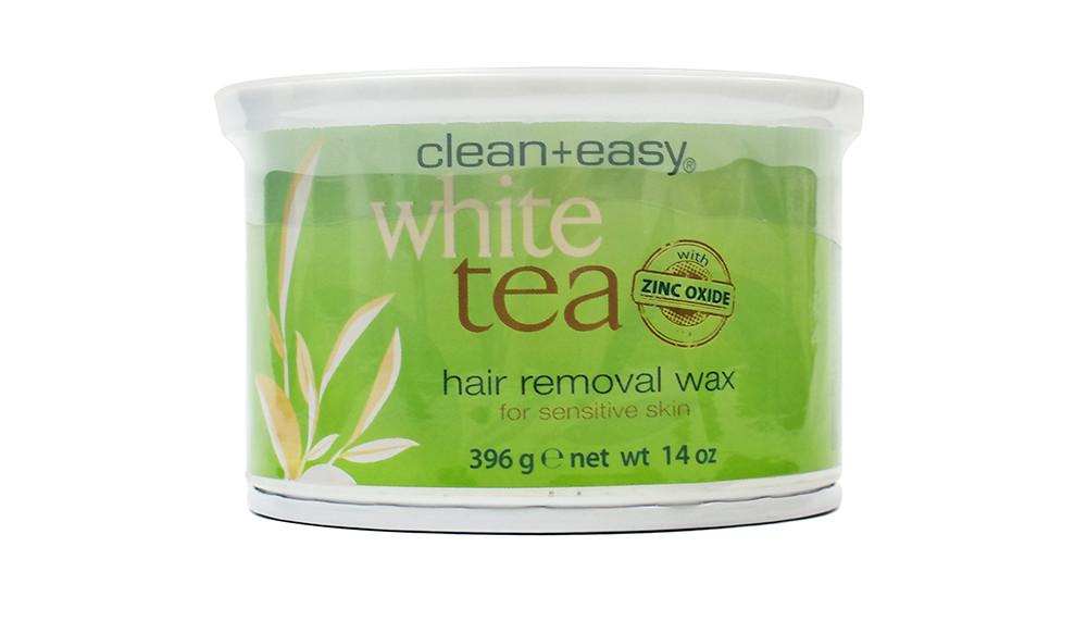 Воск для эпиляции Белый чай Clean&Easy