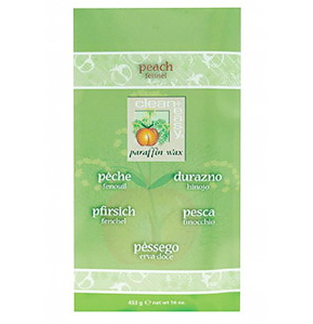 Парафин «Детокс» c персиком и витамином Е Clean&Easy
