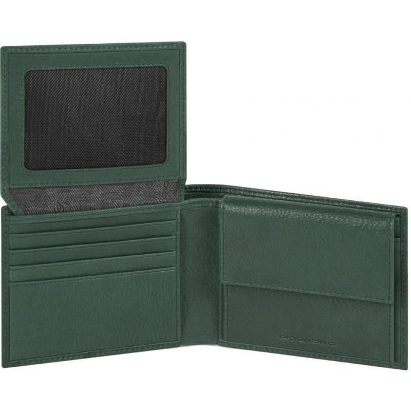 Портмоне Piquadro KOBE/Green PU4518S105R_VE