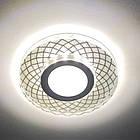 Встраиваемый светильник Feron CD833 с LED подсветкой, фото 2