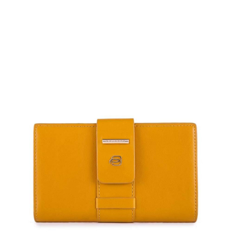 Портмоне Piquadro LOL/Yellow PD1353S102R_G