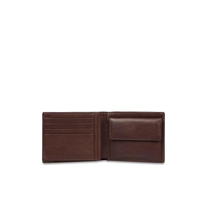 Портмоне PIQUADRO коричневий VIBE/D. Brown PU1240VI_TM
