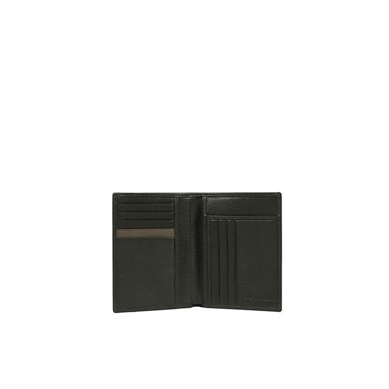 Портмоне PIQUADRO серый VIBE/Grey-Taupe PU1393VI_GRTO